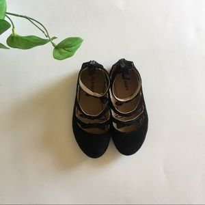 🚛 Moving sale 🚛 Black suede girls dress shoes